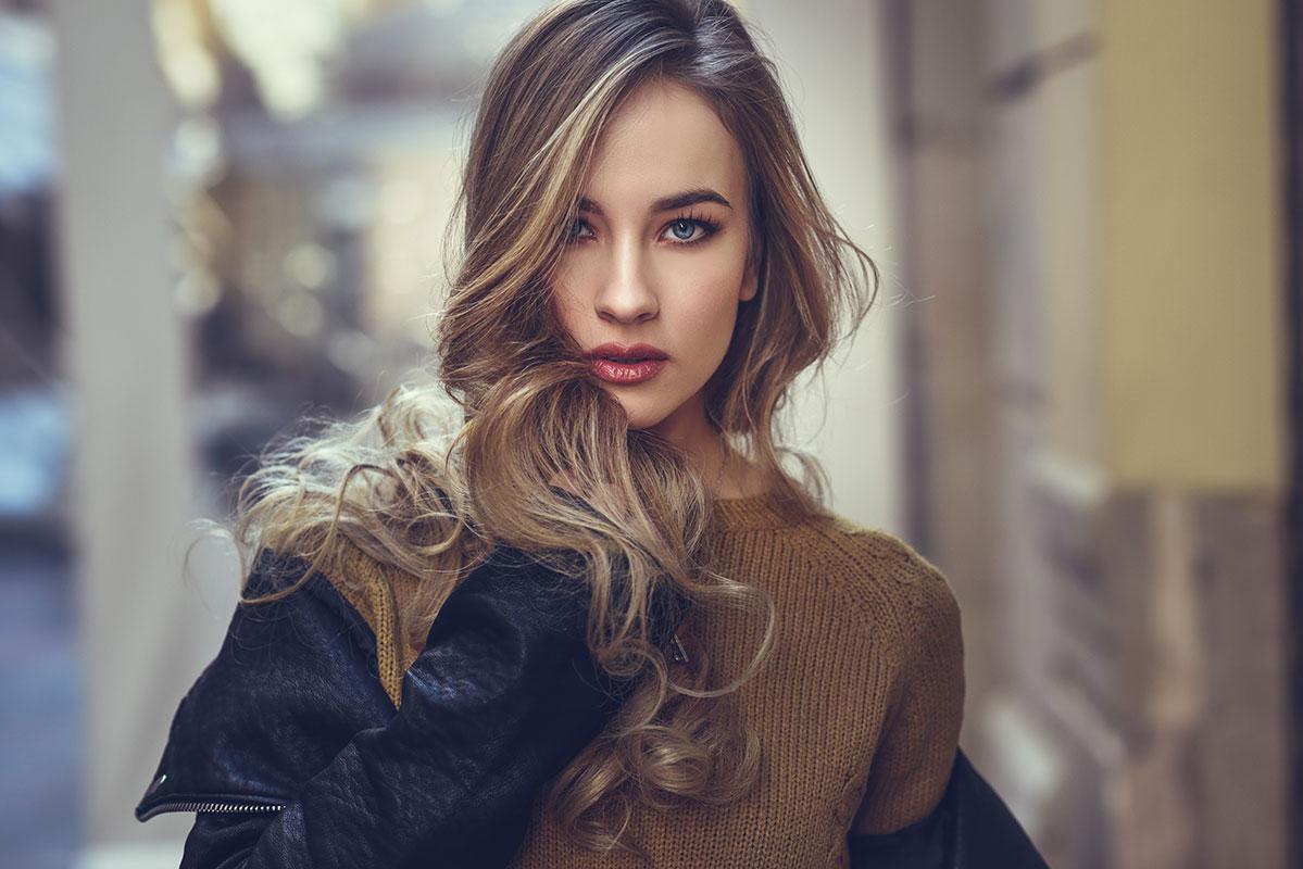 pielęgnacja włosów zimą 2020