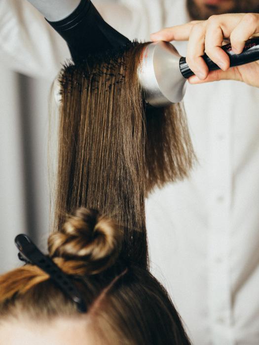 pielęgnacja włosów mieszanych